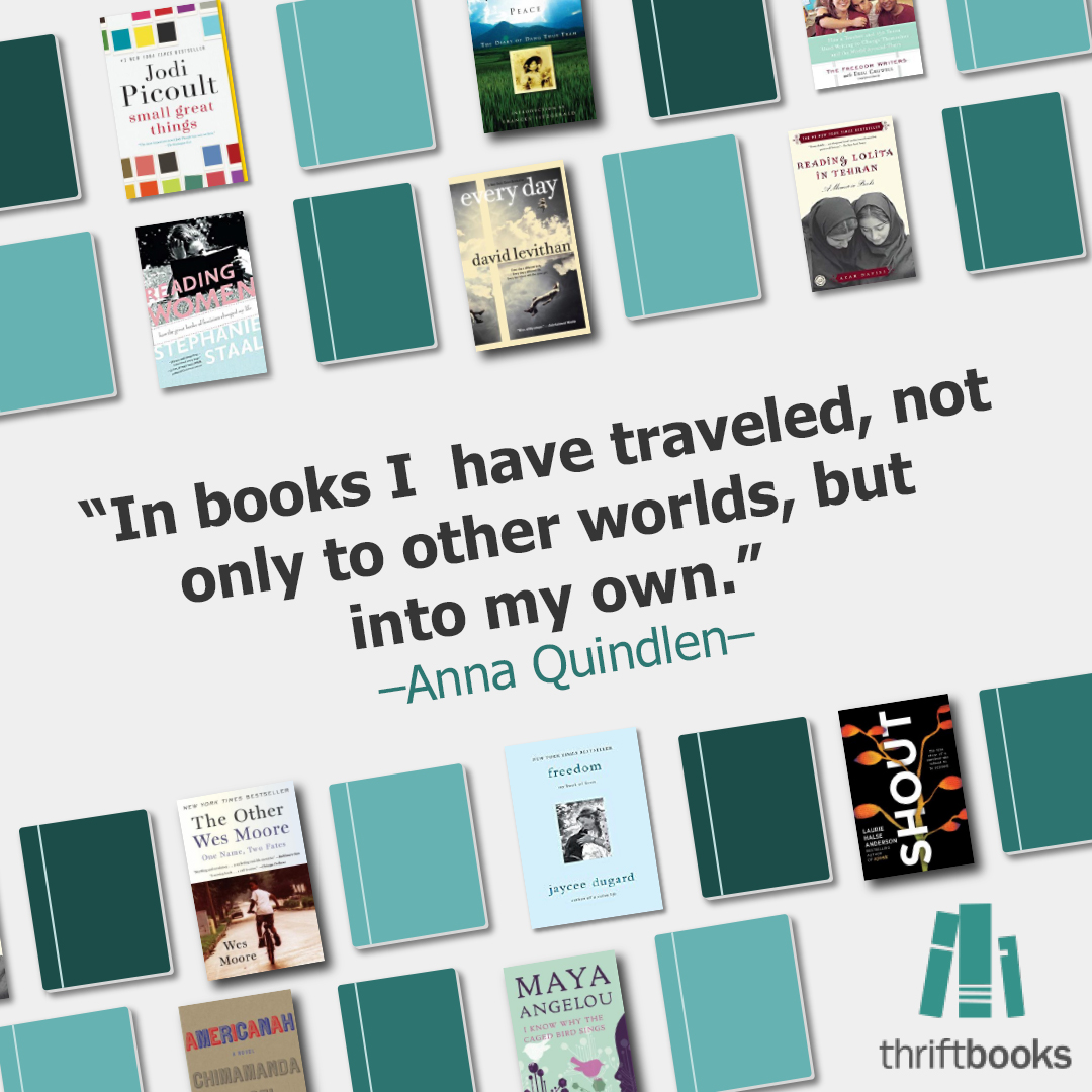In books I have traveled