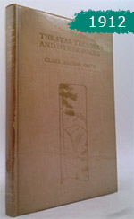 image of 1912 edition of The Star-Treader and Other Poems by Clark Ashton Smith