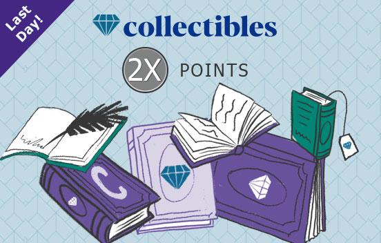 ThriftBooks Last Day! Collectibles Spotlight
