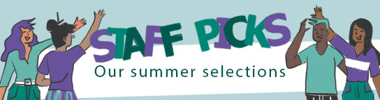 ThriftBooks Staff Picks: Summer Selections