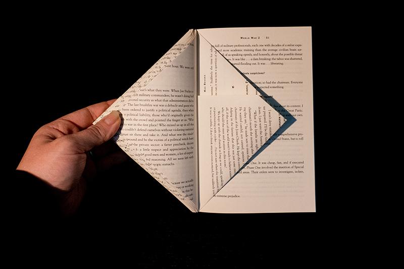 Figure 2 - Triangle Fold