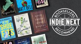 ThriftBooks Indie Next