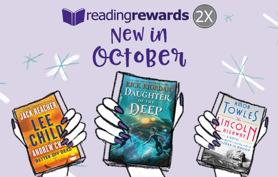 ThriftBooks New in October