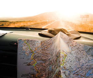 """7 Road Trip Stories for """"Read a Road Map"""" Day"""