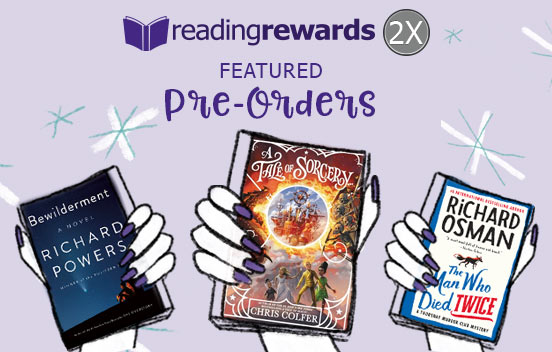ThriftBooks Featured Pre-Orders