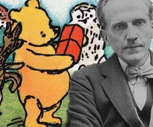 Nearly 100 Years of Winnie the Pooh