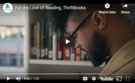 ThriftBooks Learn About Us Video