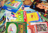 Kid's Wholesale Books visual display Two