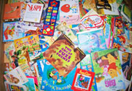 Kid's Wholesale Books visual display Three