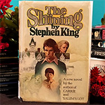 shining book cover