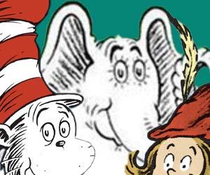 Happy Birthday to Seuss!