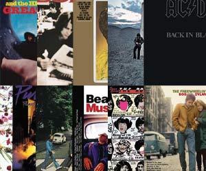 10 Amazing Albums on Vinyl