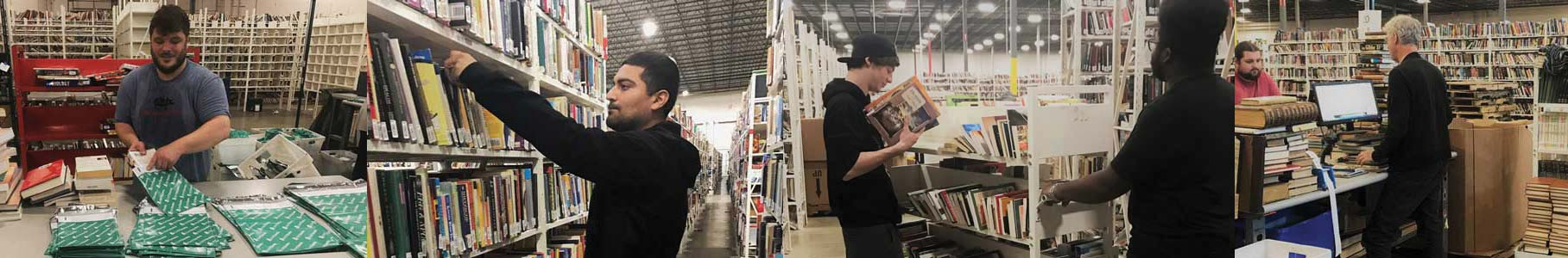 ThriftBooks Teamwork