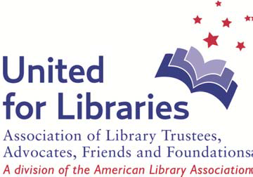 United for Libraries Support Icon